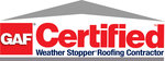 GAF Factory-certified roofing contractor