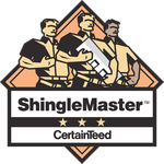 CertainTeed ShingleMaster Certification
