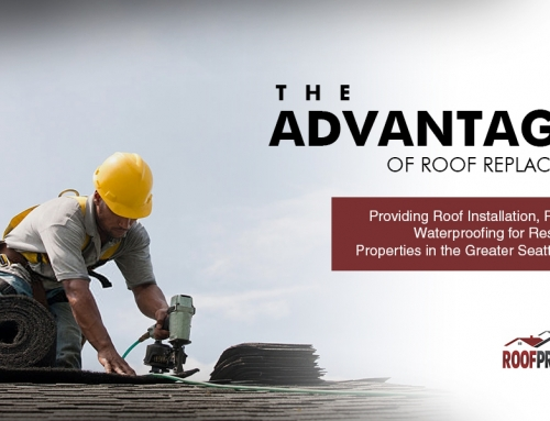 The Advantages of Roof Replacement